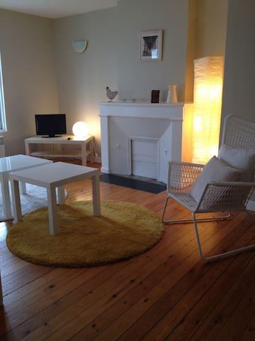 JOLI COCON ENSOLEILLE - La Rochelle - Apartment