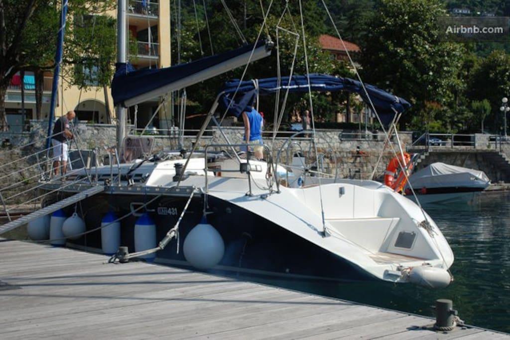 La Barca Dobra Morska VIla