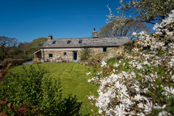 Tyn Llech with stunning Sea Views - Criccieth - Ev
