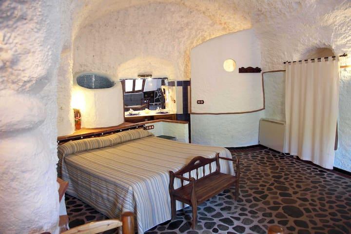 Estudio Cuevas del Zenete: 2 plazas - Alcudia de Guadix, La Calahorra - Gua