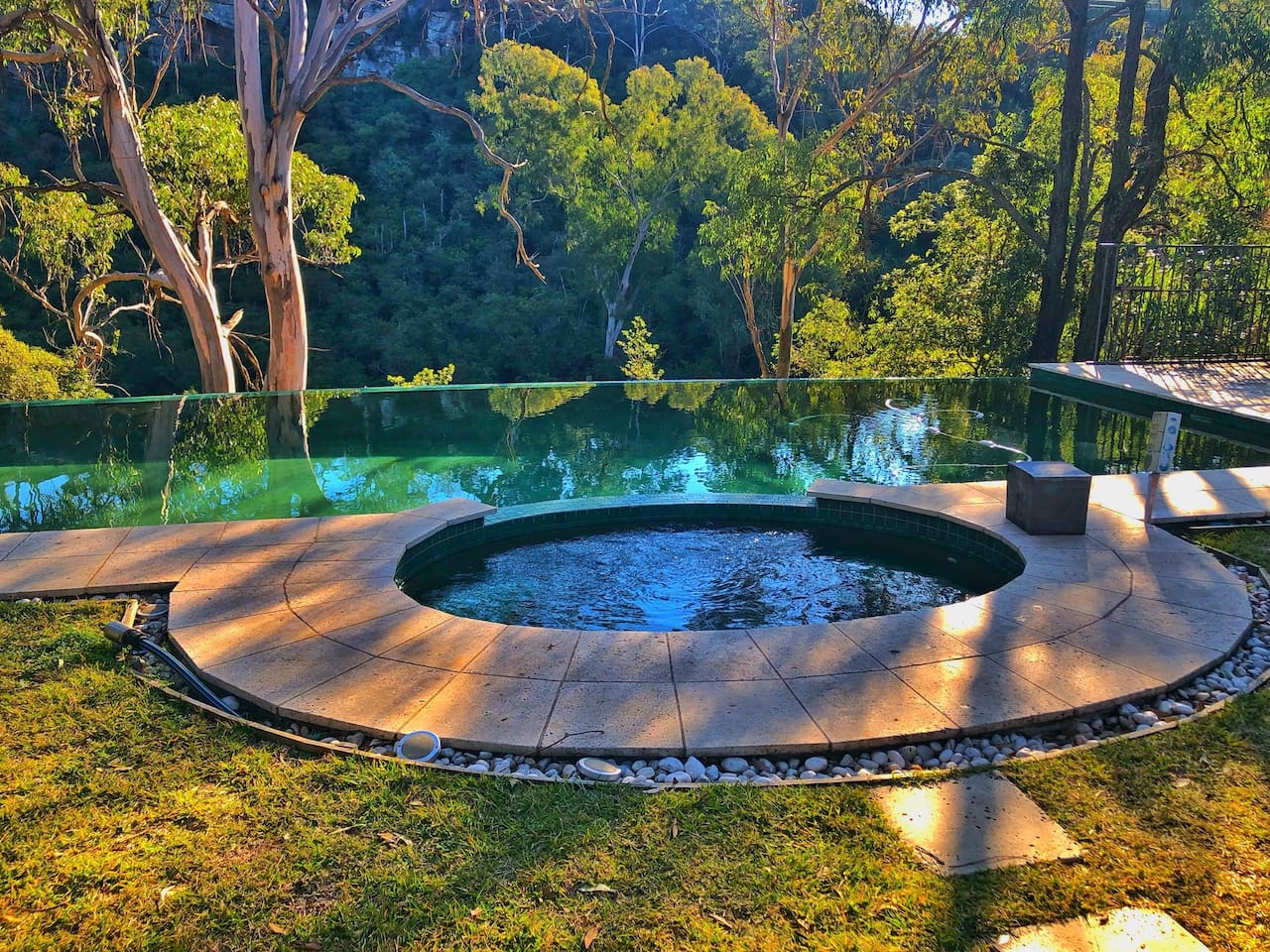 So. Fair to say this is a unique venue for a party. Beautiful. Peaceful. Private.  Close to Sydney.  No neighbours to annoy.  There are touches of luxury, but we are not pretending to be a five star venue.  This is the country, an hour from Sydney.
