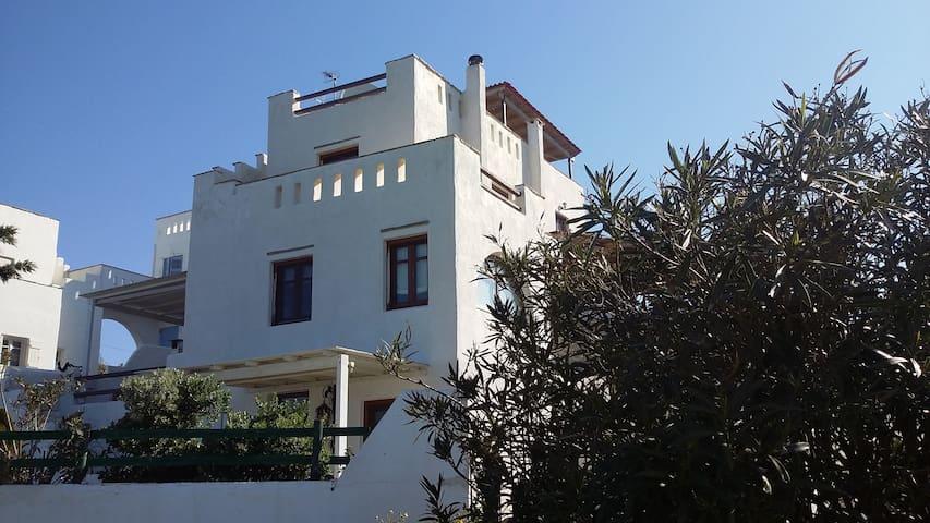 villa victor - Naxos vivlos - Villa