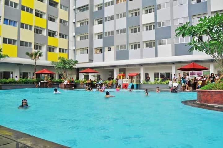 Apartemen Sentra Timur Residence By Syuhada Amanda