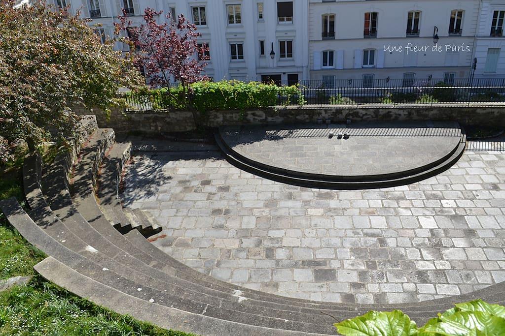 Arène de Montmartre