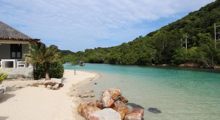 Phi Phi Ba Kao Bay Resort - Muang - Dom