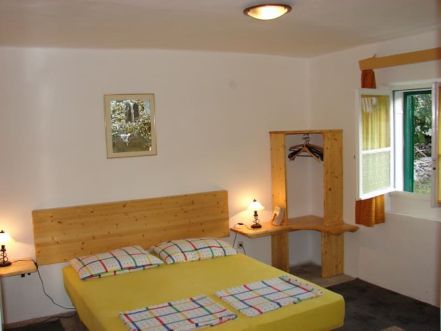 double or twin rooms