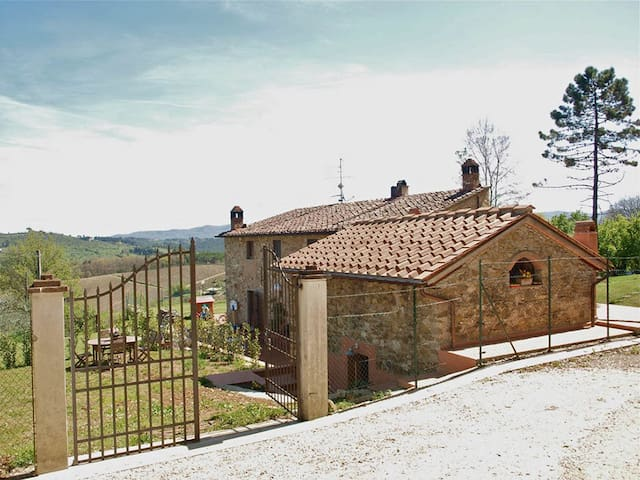 Quaint, cozy hayloft in Chianti  - Florència - Casa de camp