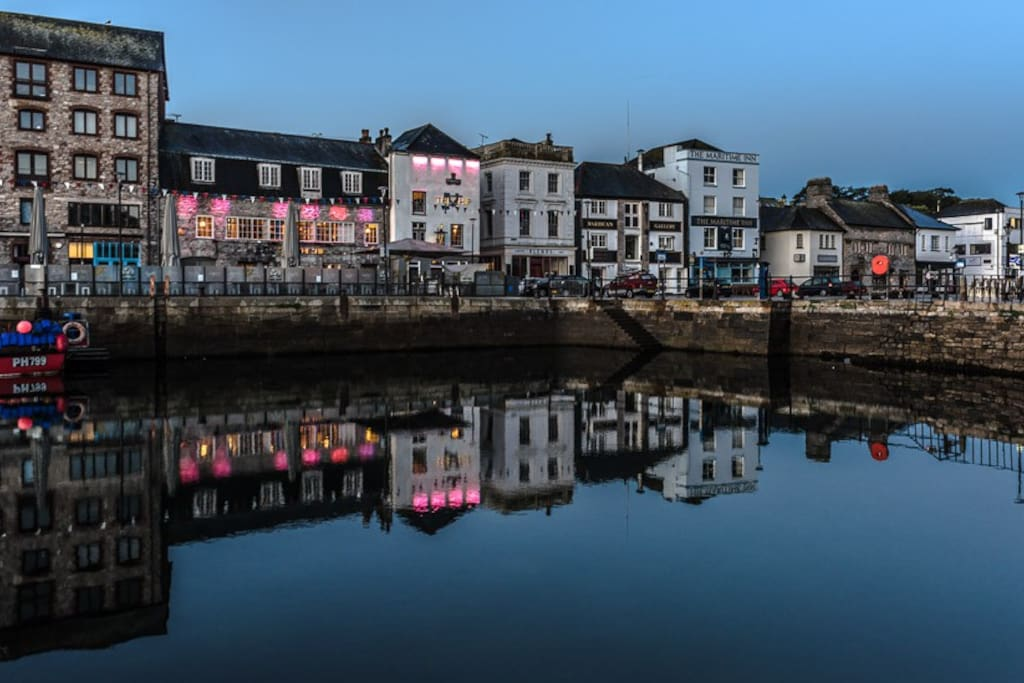 Plymouth's Barbican