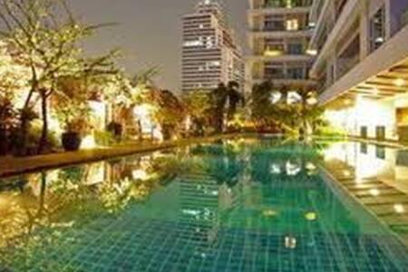 Ban Nonzee condo near BTS and BRT - Bangkok