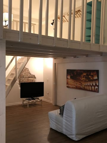 New loft in the heart of Bologna 2