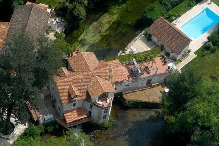 Moulin de Larcy : three apartments - Villetoureix