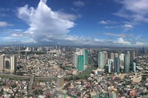 Breathtaking view from the 64th Floor