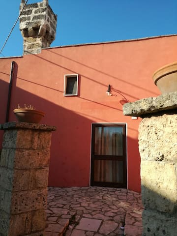 Monolocale a botte del 1890 - Alliste - Appartement
