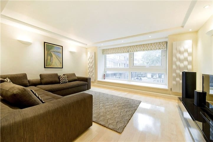 4 Bed 4 Bath House Marble Arch - London