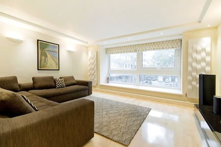 4 Bed 3 Bath House Marble Arch W2
