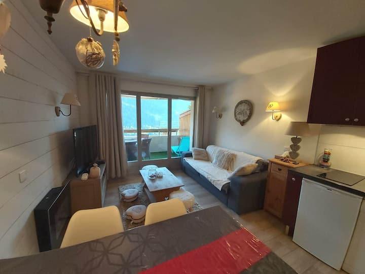 Très joli appartement T2 avec tout le confort