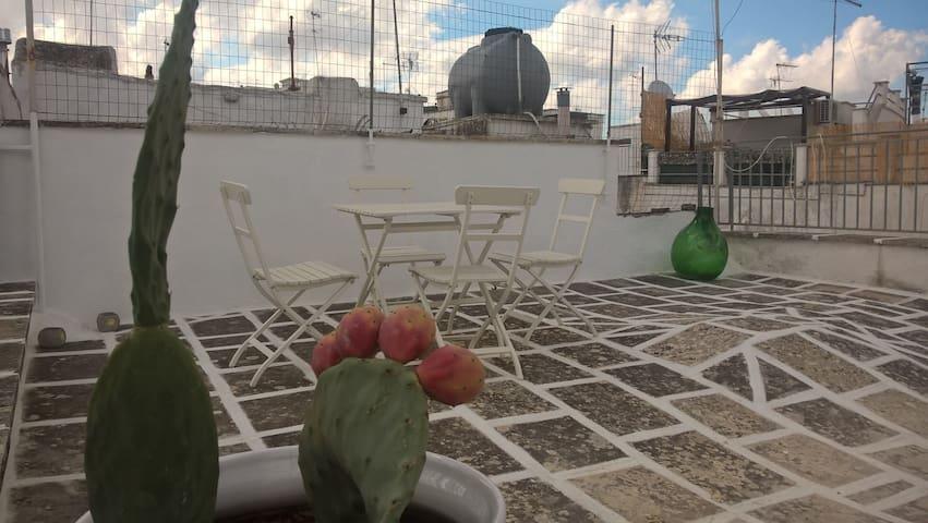 Terrasse , coin repas