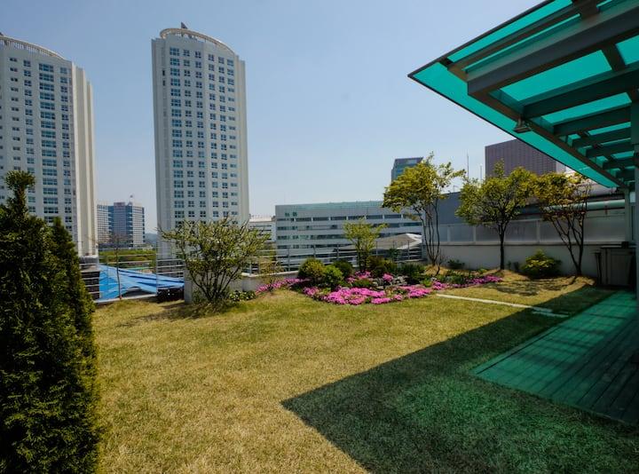 A Studio26 Gangnam/The k hotel/Yangjae  forest ST