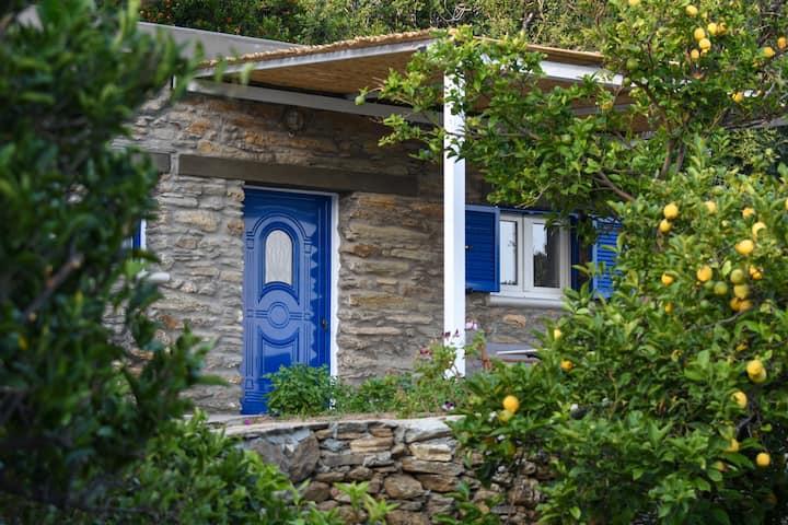 Κ vineyard house