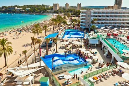 Appartament 1st line in WAVEHOUSE - Calvia (Mallorca) - Daire