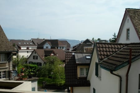 20 Minutes to Zurich by train - Wädenswil - Apartament