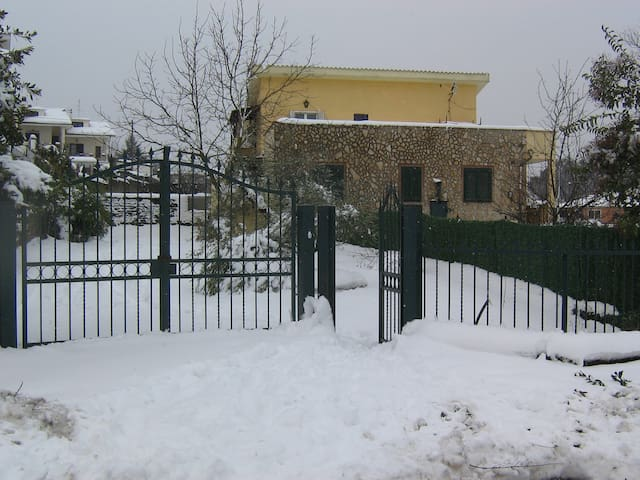 ingresso indipendente in bifamiglia - Labico - Departamento