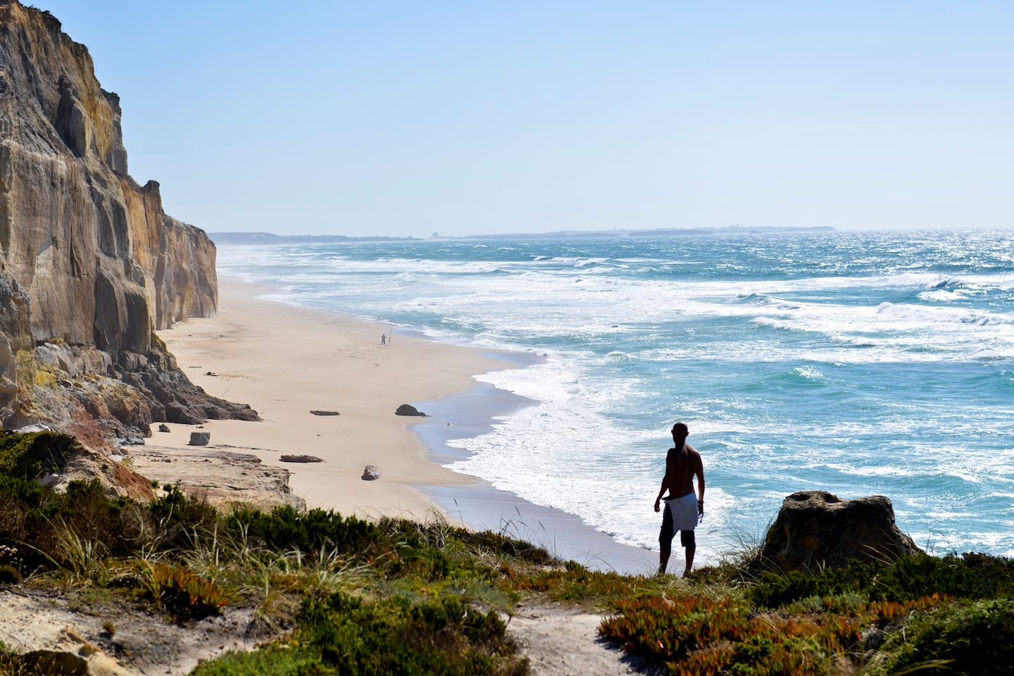 We love our guests to have a great time here in Baleal, fully immersed in nature and surrounded by the ocean