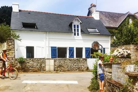 Maison à 250 m de la plage - Île-aux-Moines