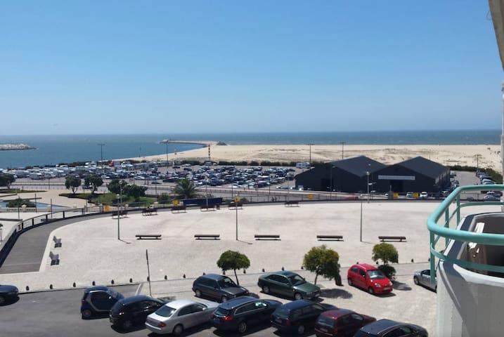 Apartamento T3 c/ vista de mar e do pôr do sol - Figueira da Foz - Wohnung