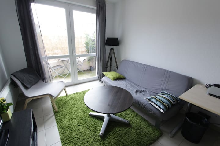 Appartement calme T2 de 45m + Terrasse et Parking - Montpellier - Appartement