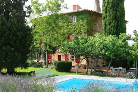 Authentique Mas Provençal du 18ème - House