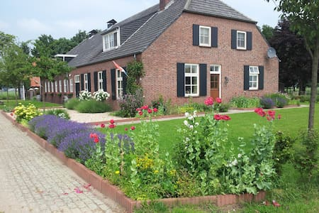 B&B Hoeve Carpe Diem - Heijen - Szoba reggelivel