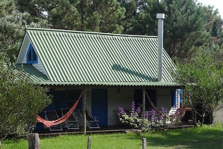 Maison dans le bois, près de la mer - Oceanía del Polonio - House