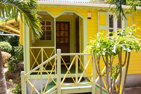 The Yellow Cabin Nevis - Nevis - House