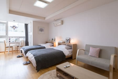 #11# Spacious Cozy Twin Yeouido - 영등포구