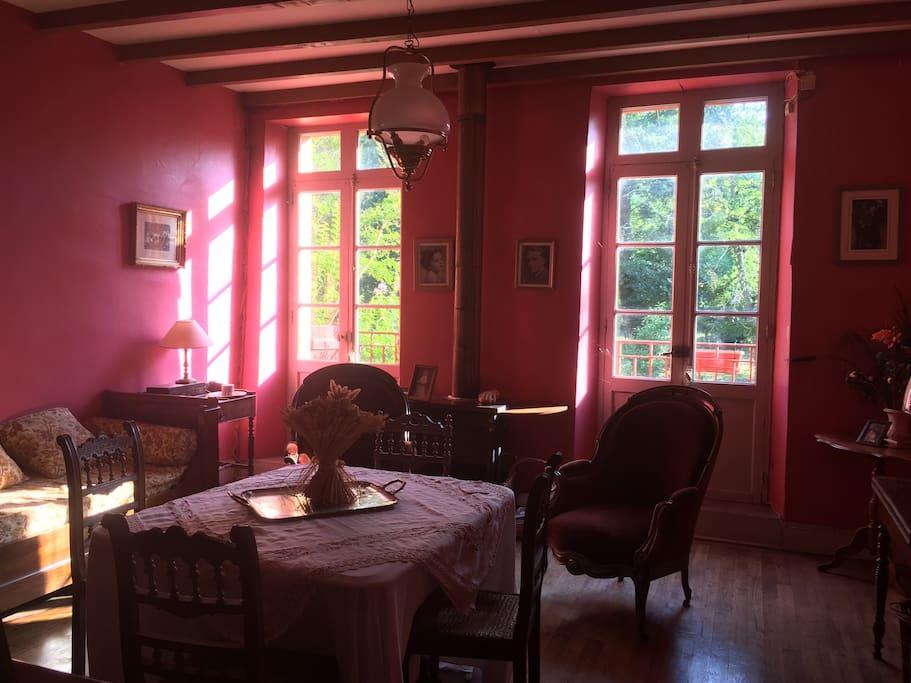 Salon privatif pour vos petits-déjeuners