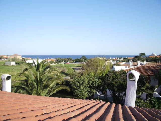 Garden getaway 400m from the beach - Valledoria - House