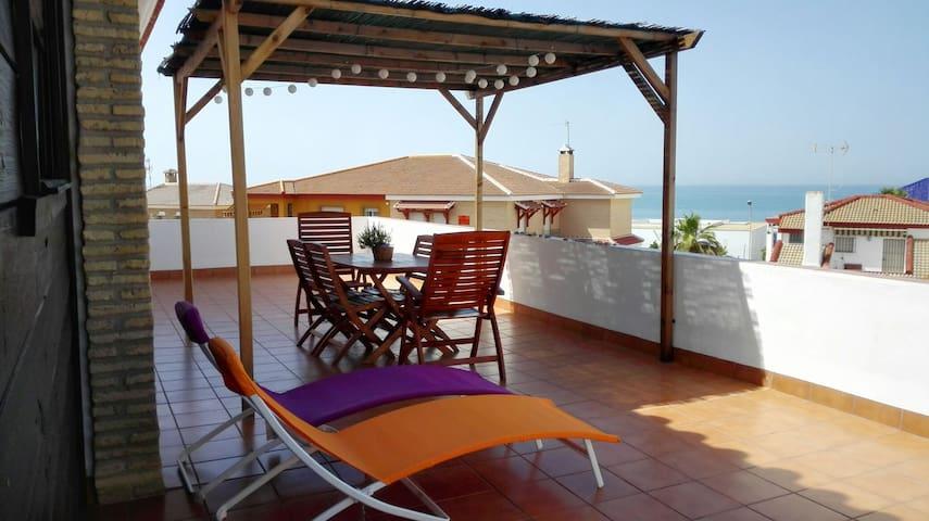 Apartamento. WiFi.Vistas mar/Doñana - Matalascañas - 公寓