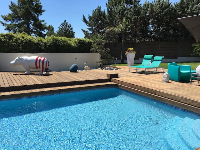 Suite au pied du village de mougins - Mougins - House