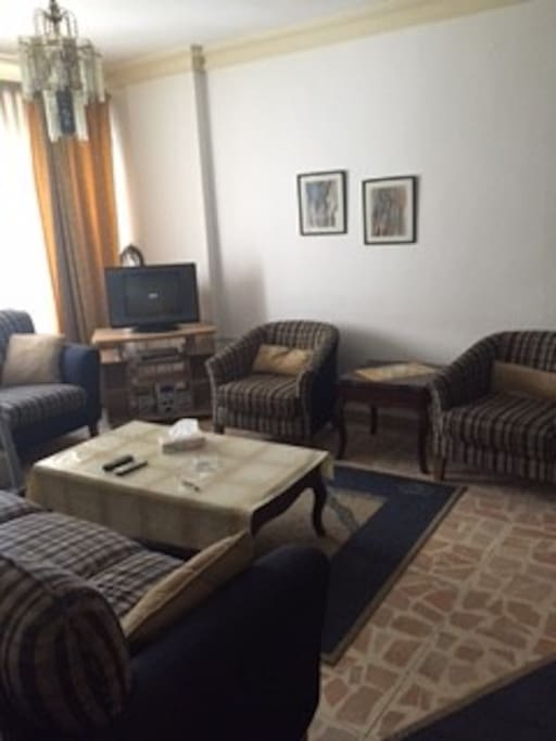living room amman apartment in rabiya west amman apartments for rent in 11590