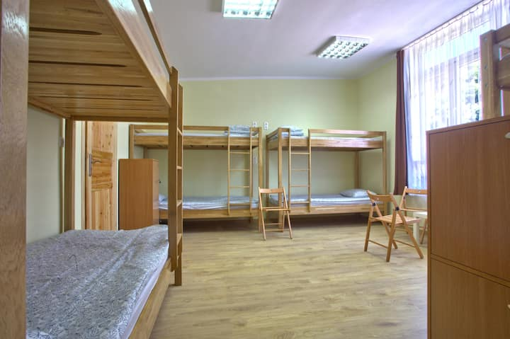 Hostel4u Bed in 8-Bed  Dormitory Room