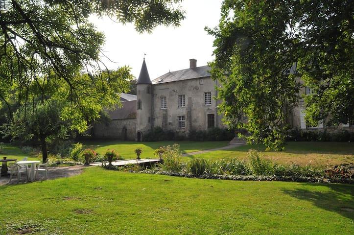 Manoir de La Semoigne - Villers-Agron-Aiguizy