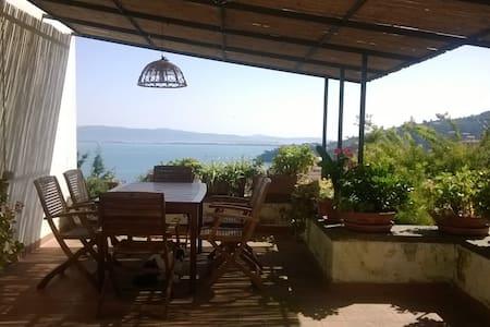 appartamento con terrazza da sogno - Porto Santo Stefano - Dům