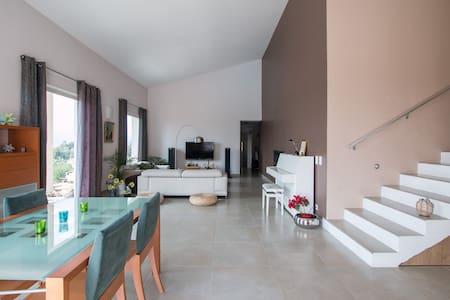 Villa avec piscine hauteurs de Nice - Colomars - Haus