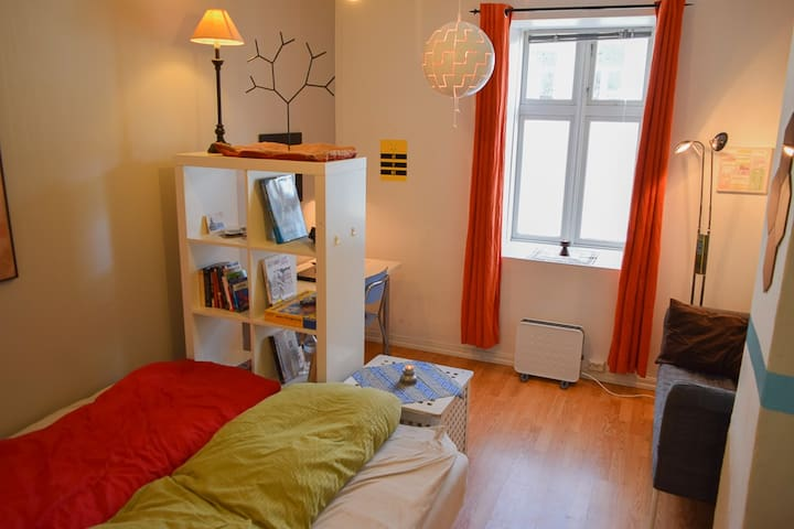 Affordable Room in City Center - Bergen - Byt