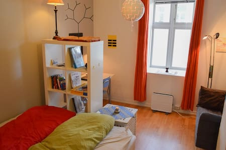 Affordable Room in City Center - Μπέργκεν