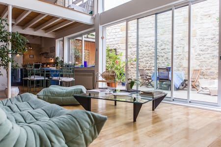 Loft with its private swimming pool - Bordeaux