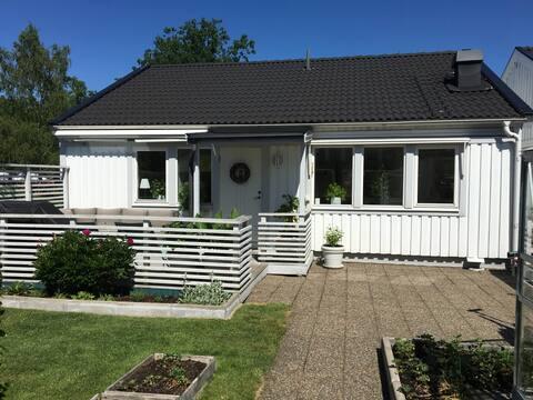 Villa with Jacuzzi near Gothenburg