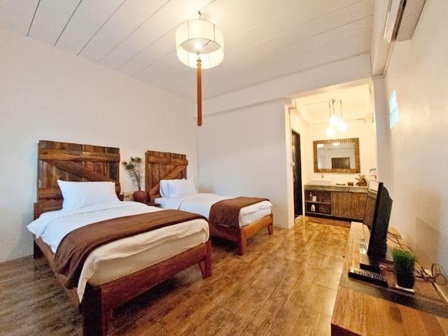 Charming modern  Pai  #twin bed - Thung Yao - 別荘