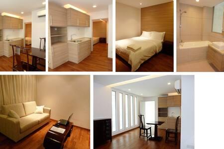 Cozy apartment close to town - Apartmen